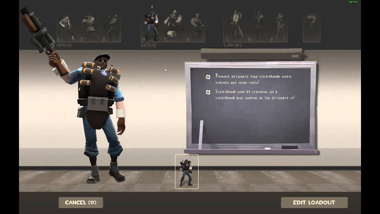 Viewmodel Sway/Motion [Team Fortress 2] [Skin Mods]