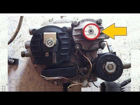 CNG car gas leak detection and repair