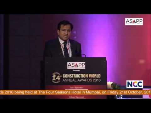 14th CW Annual Awards 2016, Keynote Address - Mr. Raghav Chandra
