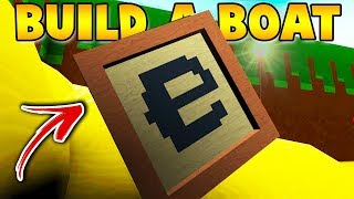 *NEW* CODE BLOCK LOCATION FOUND! | Build a boat For Treasure ROBLOX