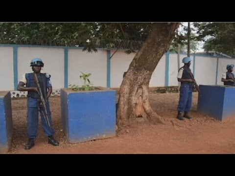 Burundi troops end their peacekeeping mission in the Central African Republic