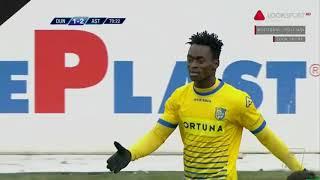 Dunarea Calarasi - Astra: 1-2, gol Mediop 70 / Liga 1