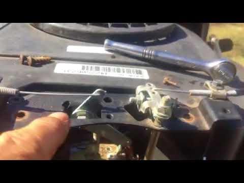 Kohler Command 23 carburetor removal