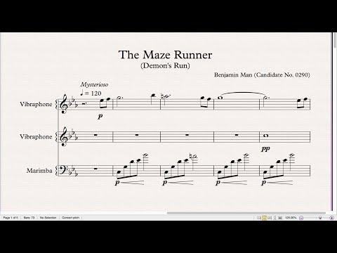 A* GCSE Music Composition -
