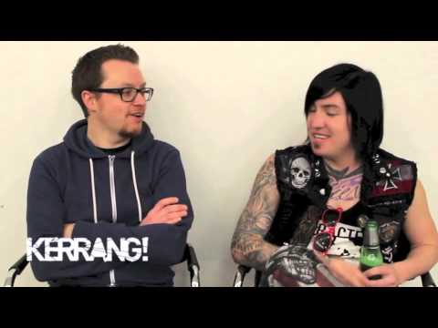 Kerrang! Podcast: Escape The Fate