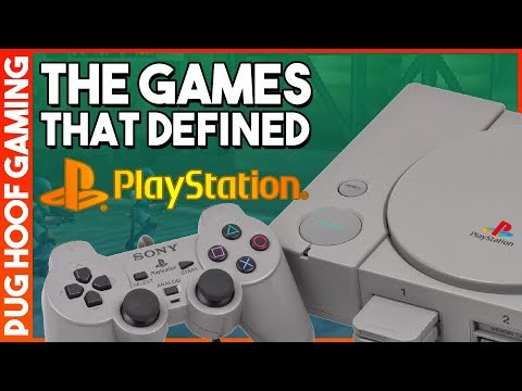 Five Games That Defined The Playstation - Classics That Shaped The Sony PlayStation