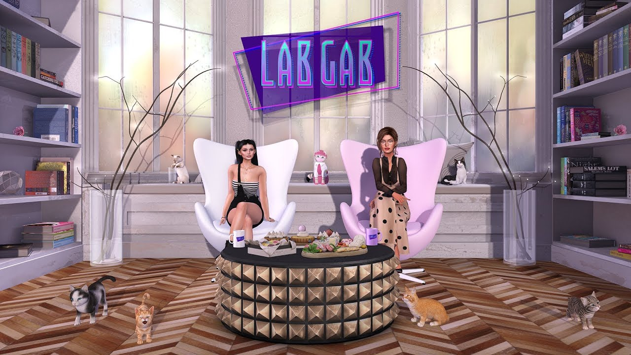 Second Life's Lab Gab Episode 29 - Interview with Rosie Helendale!