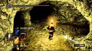 Dark Souls - 100k souls every 15 minutes and fast way to Nito
