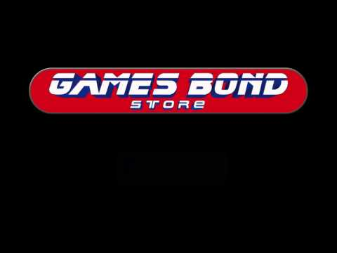 GAMES BOND STORE - Logo