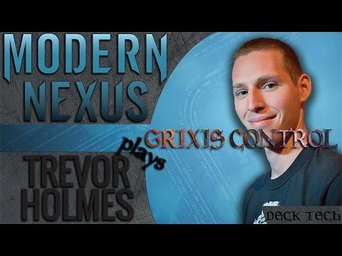 Trevor Holmes Plays MTGO Ep.7: Grixis Control (Deck Tech)