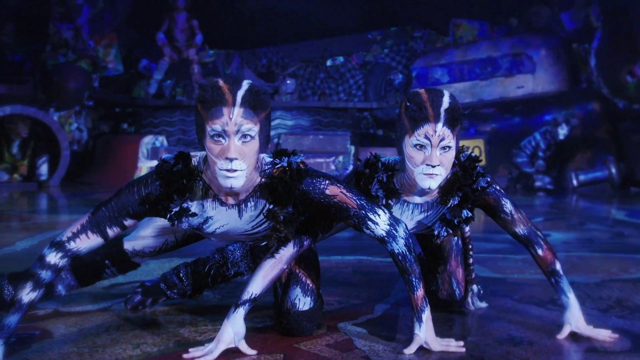 cats the musical 2017