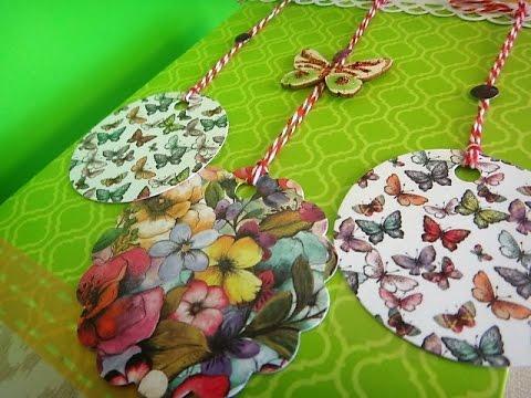 GIFT BAGS with Love From Lizi Mini-Packs - Bohemian