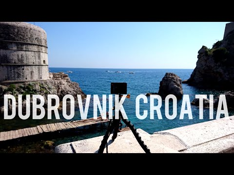 Dubrovnik Time-lapse, Foto, video Croatia (Kroatië)with Game of thrones locations Gopro