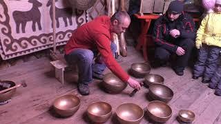 Глюкофон Ханг Драм Тибетские чаши и многое другое