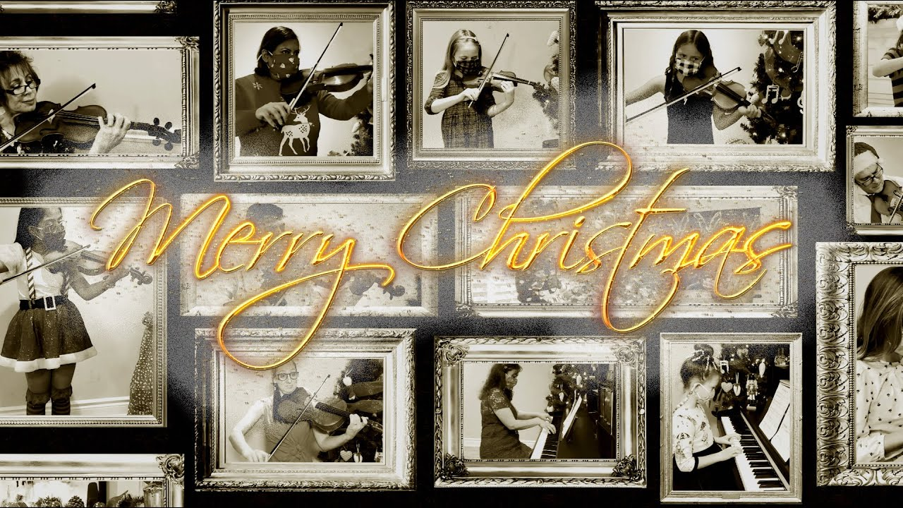 Christmas Song by GTA Strings virtual orchestra