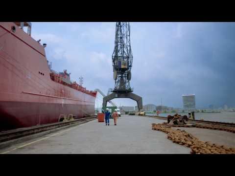 Welcome to Damen Shiprepair Amsterdam