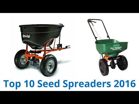 Best Seed Spreaders