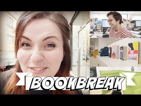 ROOM TOUR   See Inside a Publishing House!