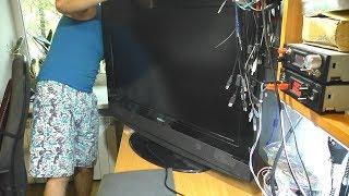 Телевизор Thomson 40M71NH20: Не включается / Мигает индикатор питания
