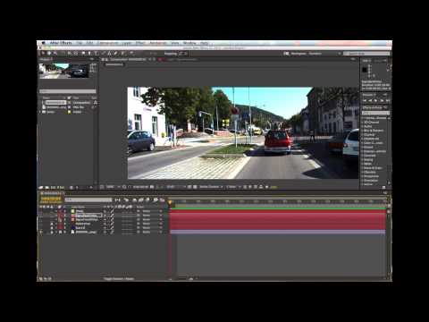 Tutorial for Image Annotation in Adobe After Effects CC 2014