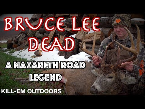 Bruce Lee Is DEAD!! A Nazareth Road Legend Falls...