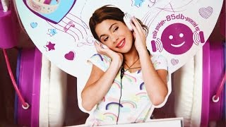Violetta`s Headphones Premium / Słuchawki Violetty - Mini Jack - Disney Violetta - Smoby