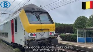 Railroad TV - On The Rails - Aflevering 2 - M6 NMBS/SNCB REVIEW