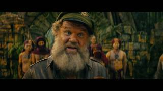 Конг: Остров Черепа (2017) русский трейлер HD на КиноКонг.cc