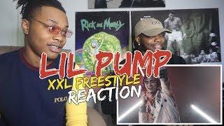 Lil Pump Freestyle - 2018 XXL Freshman - REACTION + MORE!!!