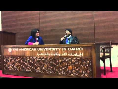 NileTESOL2016 Chat Show- Dr. Andy Curtis- Part 1