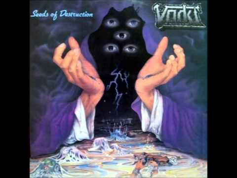 "VODU (1988) ""Seeds of Destructuion"" FULL METAL ALBUM"