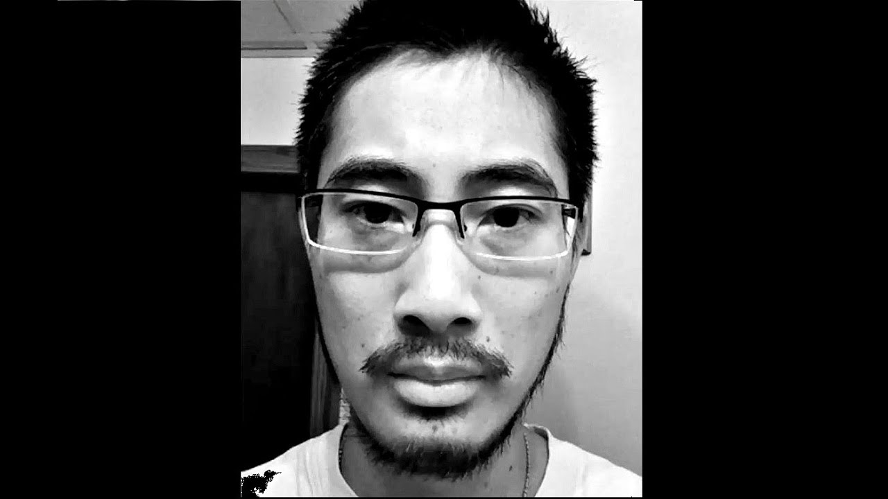 asian man grows a beard in 30 days hd youtube