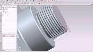 Siemens NX - Thread