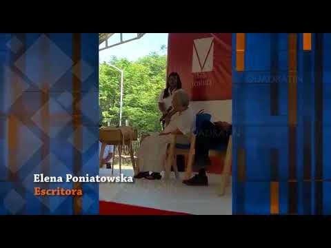 Panzonas y mensas, llama Elena Poniatowska a mujeres de Juchitán