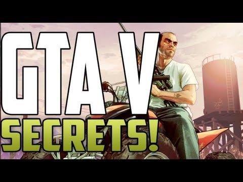 GTA V - Hidden Secrets!