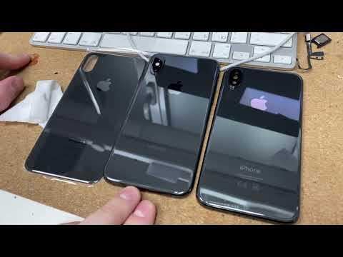Восстанавливаем IPhone X ДЕШЕВО - НАШЛИ КИТАЙСКИЙ КОРПУС ЗА КОПЕЙКИ