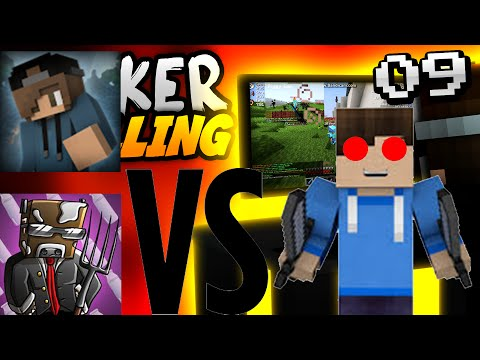 Minecraft HACKER TROLLING - 2 v 1 VS PVP HACKER?! - Ep. 9 ( Minecraft 1.8 Hacks )