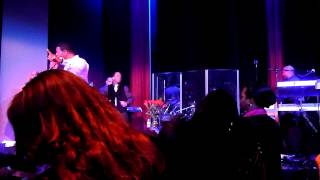 """Keith Sweat performing """"Twisted"""" @ Yoshi's in San Francisco February 22, 2012"""