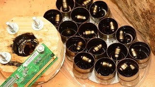 Как разобрать гидрокомпенсатор. Разборка гидрокомпенсатора инерционным молотком. Ремонт двигателя