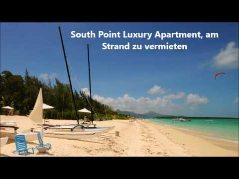 South Point Luxury seafront apartment available for rent in Mauritius