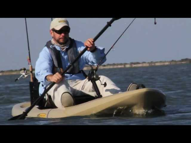 Native TV : Sight Fishing Shackleford Banks North Carolina on The Versa Board