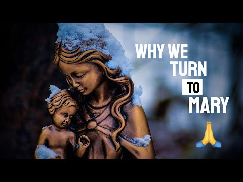 WHY WE TURN TO MARY - In Just A Minute - Episode #30