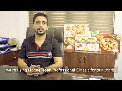 Harish Bakery gets the #GoldenTouch with NatureFresh Professional. #TheBakerySays.