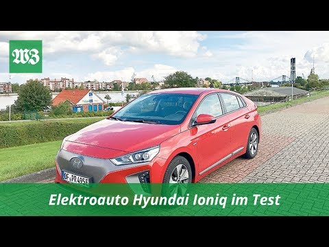 Elektroauto Hyundai Ioniq im Test | Wilhelmshavener Zeitung