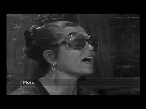 Flora y Juan Salazar - Tangos de Badajoz  (Paco Zambrano)