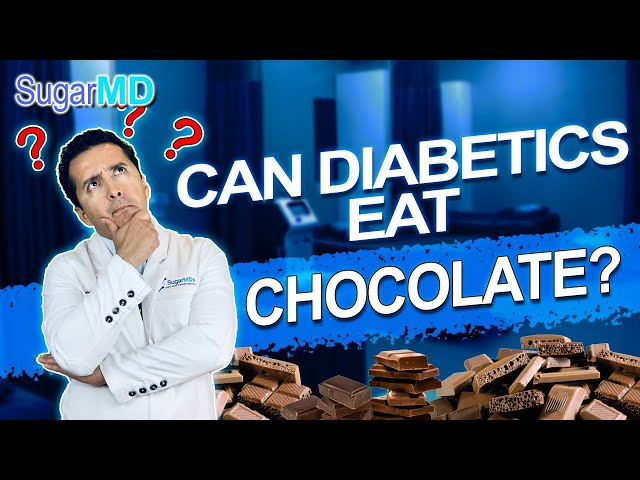 Can diabetics eat Chocolate? Diabetes Doctor Explains!