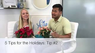 How to stop indigestion with these natural antacids:  HolidaysTip #2