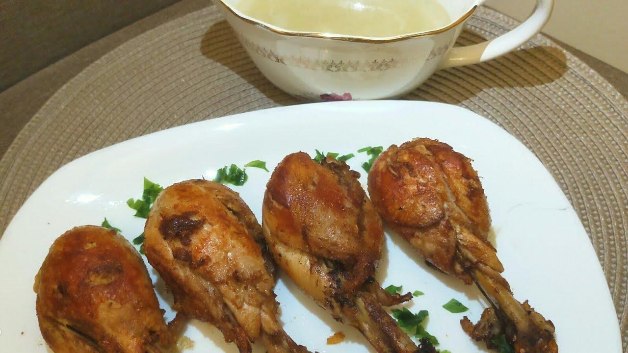 اكل المطاعم : دبابيس الدجاج بتبيلة المطاعم عشاء صيفي بإمتيز😍