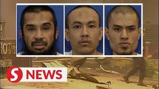 US charges Hambali, two Malaysians over Bali, Jakarta bombings