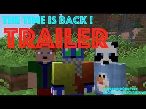 The Time is back TRAILER  ! Bewerben könnt ihr euch mit dem Link in der Beschreibung ! ;D